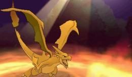 pokemon mega dracaufeu