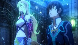 tales of xillia opening
