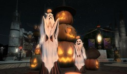 FFXIV Halloween 1