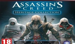 assassin's creed heritage collection package