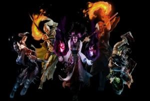 blackguards logo groupe