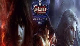 castlevania los mirrors of fate logo