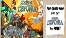 deponia pre order
