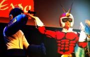 Cosplay Viewtiful Joe Megaman Japan Expo Belgium