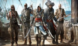 assassins creed 4 review logo