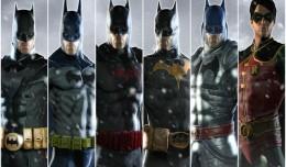 batman arkham origins infinite earth skins