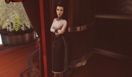burial at sea elizabeth