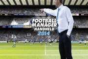 football manager handeld 2014 logo