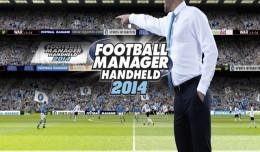 football manager handeld 2014 logo