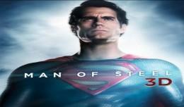 man of steel logo interview