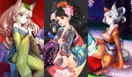 muramasa rebirth hentai hot sexy logo