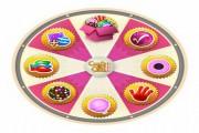Candy Crush Saga Wheel Roue Booster