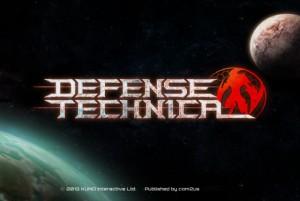 Defense Technica Logo
