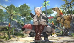 Final Fantasy XIV ARR ARA 2