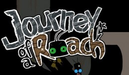 Journey of a roach logo