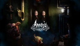 amnesia a machine for pigs logo
