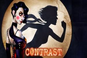 contrast review logo