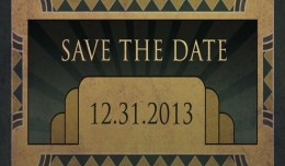save the date batman