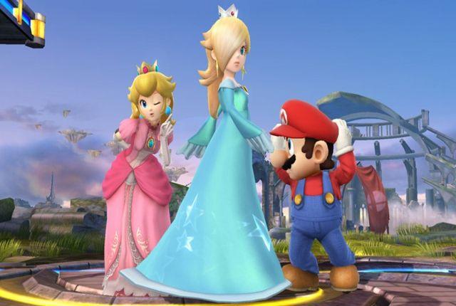 La troisi me princesse de l 39 univers mario est l 39 un des - Princesse dans mario ...