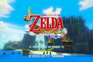 zelda wind waker hd logo