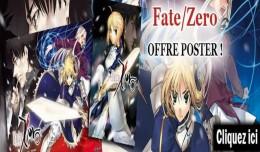 Fate Zero posters offre ototo