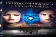 The Mortal Instruments eone blu-ray packshot