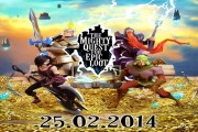 The mighty quest for epic loot beta ouverte