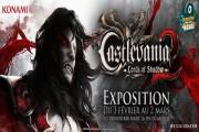 castlevania lords of shadow 2 dernier bar exposition