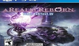 final fantasy XIV arr ps4 packshot