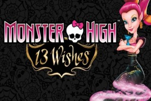monster high en-tête