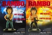 rambo preorder figures videogame