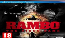 rambo the video game packshot