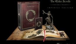 the elder scrolls online collector imperial edition logo