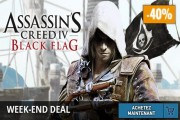 Assassin's Creed IV promotion uplay shop