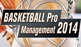 Basketball Pro Management 2014 logo