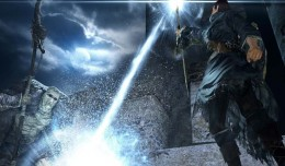 Dark Souls 2 black armour picture 3