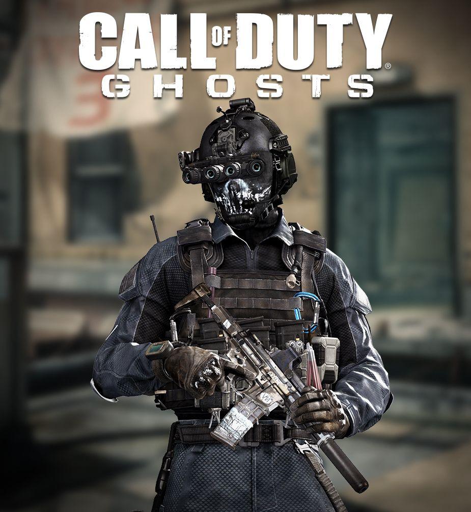 Cod Ghost Hesh