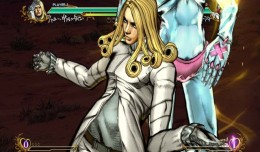 Jojo's Bizarre adventure all star battle funny valentine