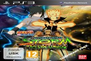 Naruto Shippuden Ultimate Ninja Storm Revolution Packshot PS3
