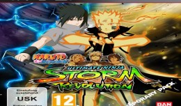 Naruto Shippuden Ultimate Ninja Storm Revolution Packshot PS3