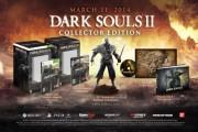 dark souls 2 collector edition figurine