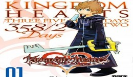 kingdom hearts 358 2 days tome 1 logo