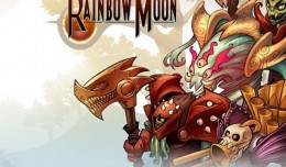rainbow moon logo