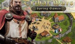 tribal wars spring games