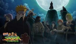 Akatsuki Naruto UNS Revolution Logo