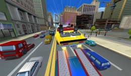 Crazy Taxi City Rush - 01