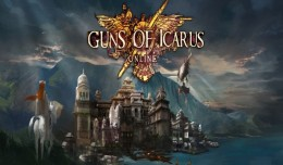Guns of Icarus Online Logo