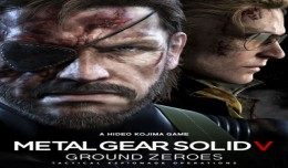 MGS V Ground Zeroes Logo