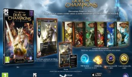 Might & Magic Duel of Champions Collector
