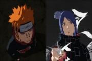 Naruto UNSR Screenshot Akatsuki Paine